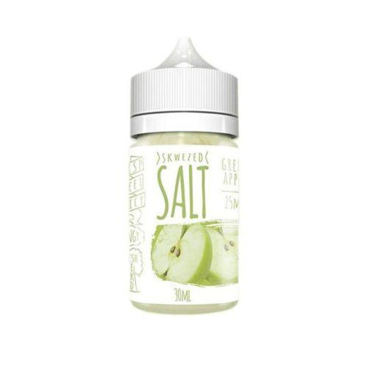 Skwezed Fruits Salt E-Liquid - Green Apple