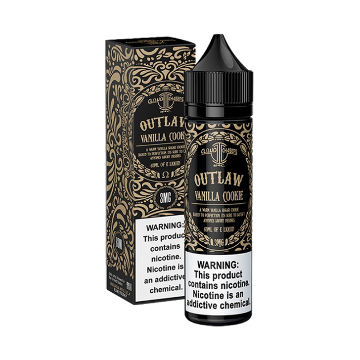 Cloud Chasers Inc. E-Liquid - Outlaw