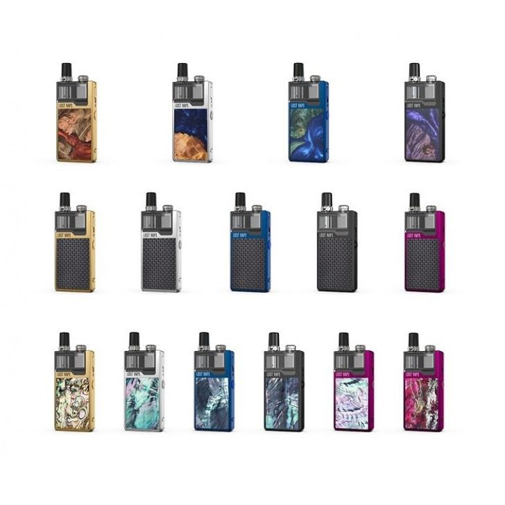Orion PLUS Pod System by Lost Vape