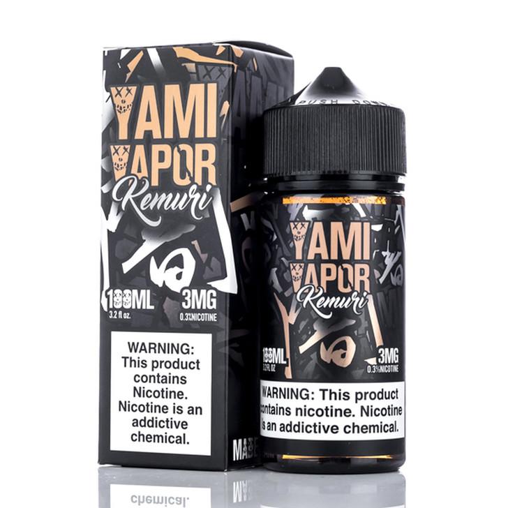 Yami Vapor E-Liquid - Kemuri