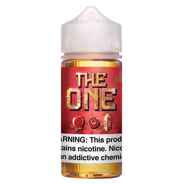 The One E-Liquid - The One Apple