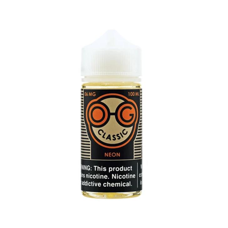 OG Classic E-Liquid - Neon