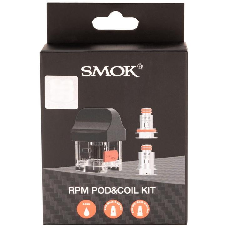 RPM Standard Pod w/ Coils