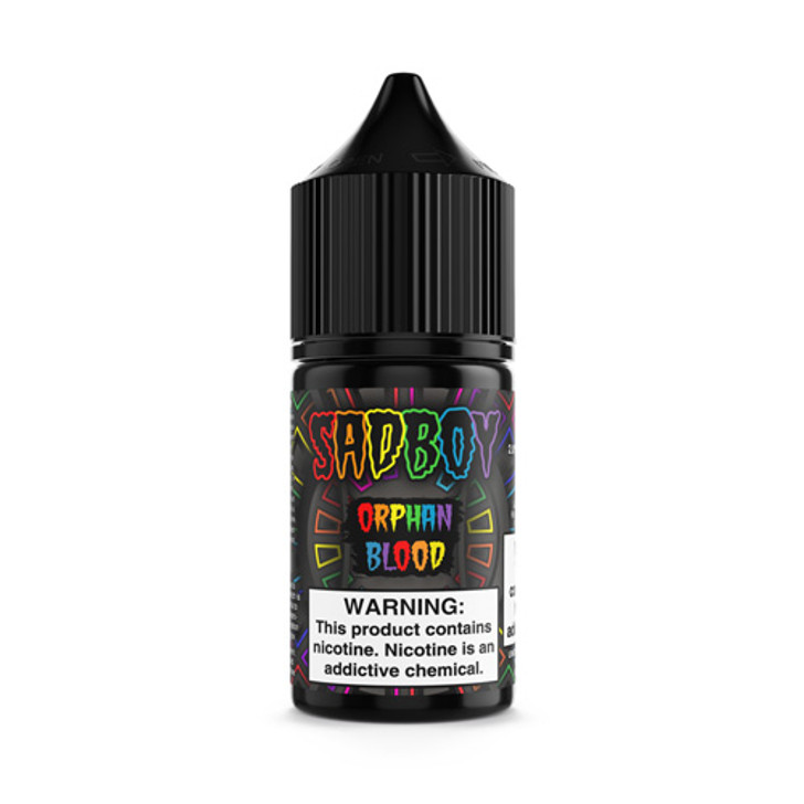 Sadboy Blood Line Salt E-Liquid - Rainbow (Orphan) Blood