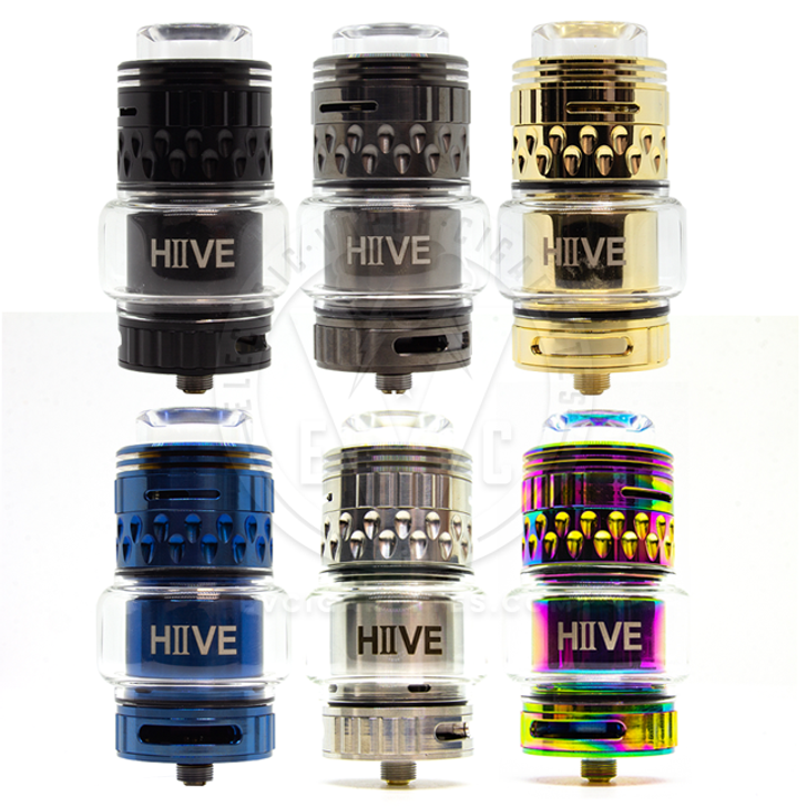 The Hive v2 (HIIVE) RTA (28mm) by Cloud Chasers Inc (CCI)