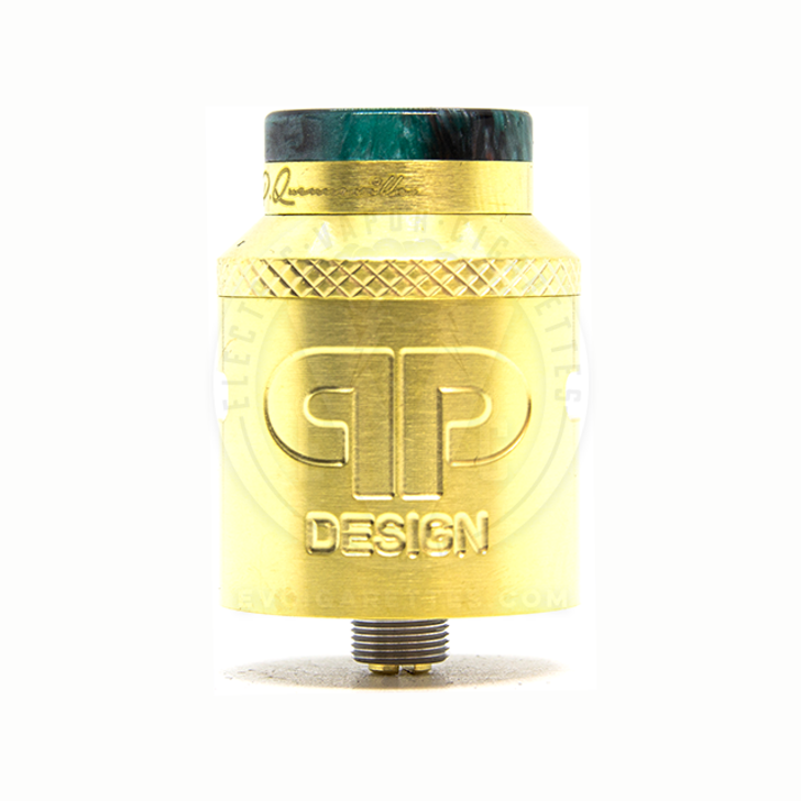 Kali V2 RDA/RSA Brass & Copper Master Kit by QP Design