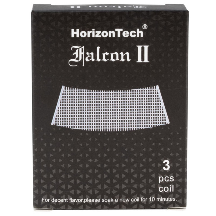 HorizonTech Falcon 2 (II) Atomizer Coil Heads (3pcs)