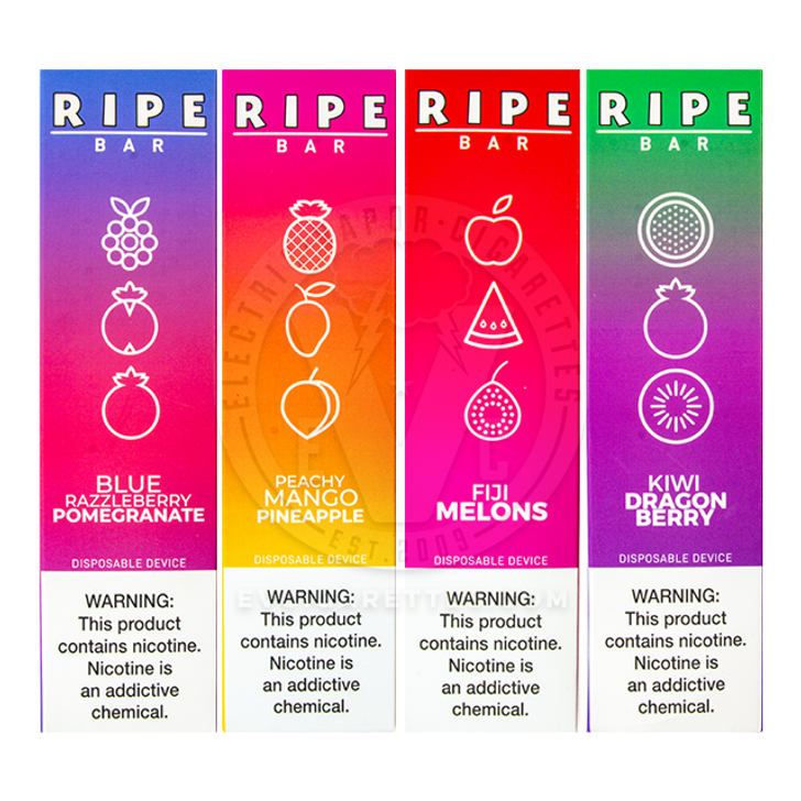 Ripe Bar Disposable Pod System (1pc)