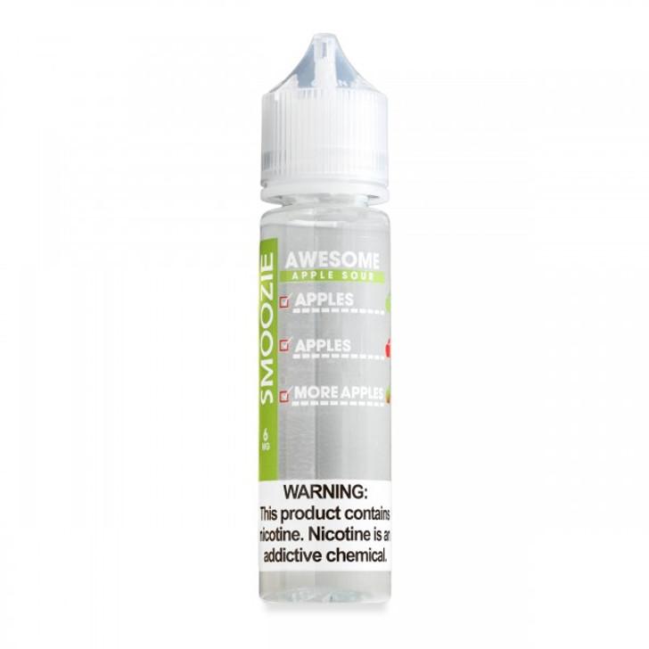 Smoozie E-Liquid - Awesome Apple Sour