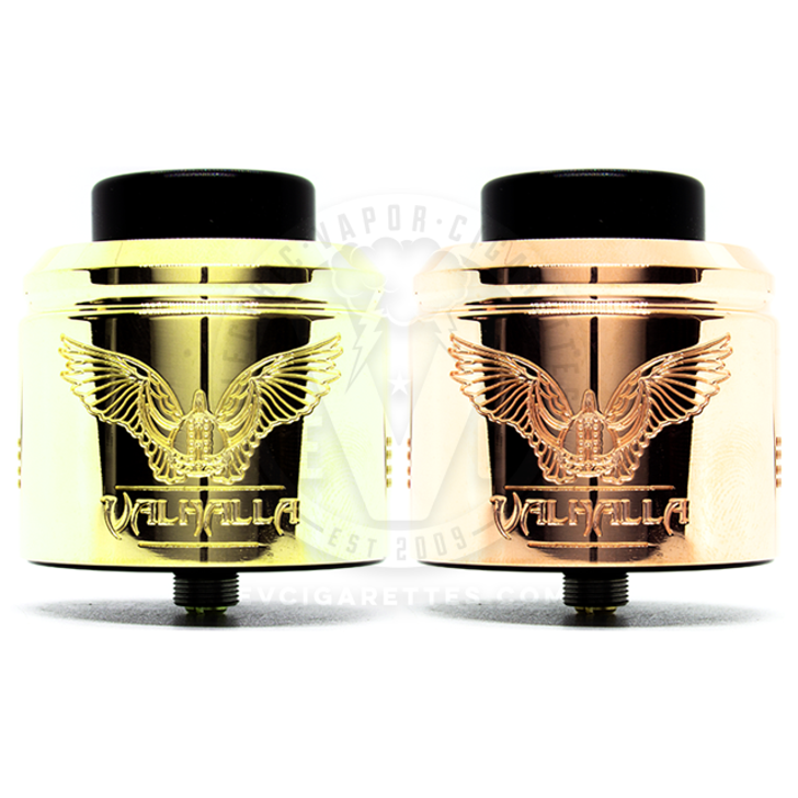 Valhalla (KING / BOSS Edition) 38mm RDA by Vaperz Cloud
