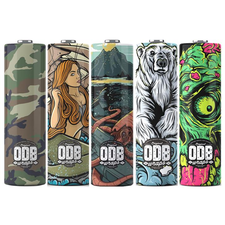 ODB 20700 Battery Wrap by ODB Wraps (4pc)