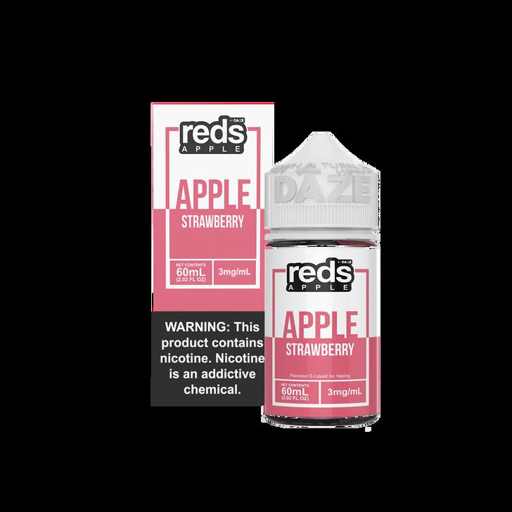 Reds Apple E-Liquid - Strawberry Apple