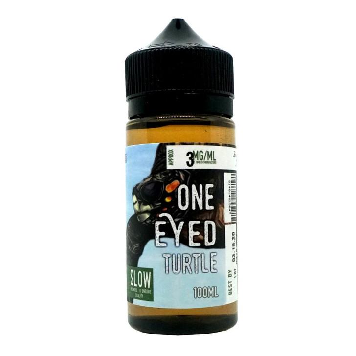 Micro Brew Vapor E-Liquid - One Eyed Turtle
