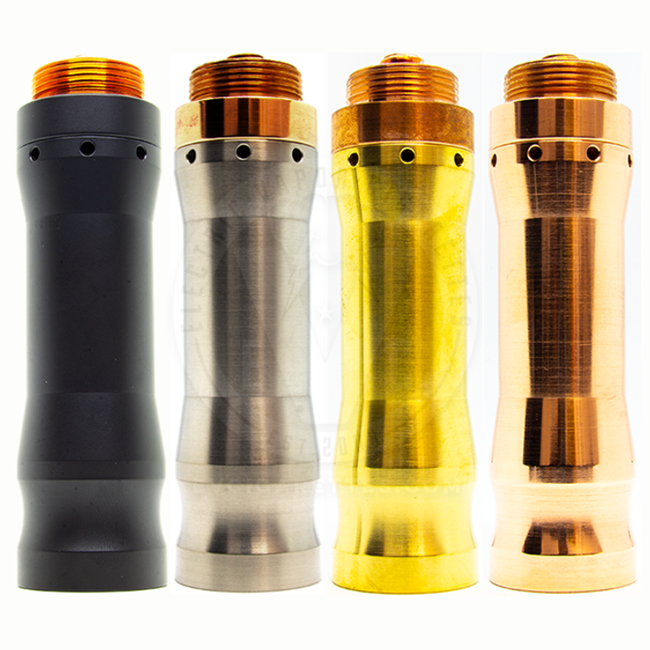 The Vindicator 28mm Stack Section by Kennedy Vapor