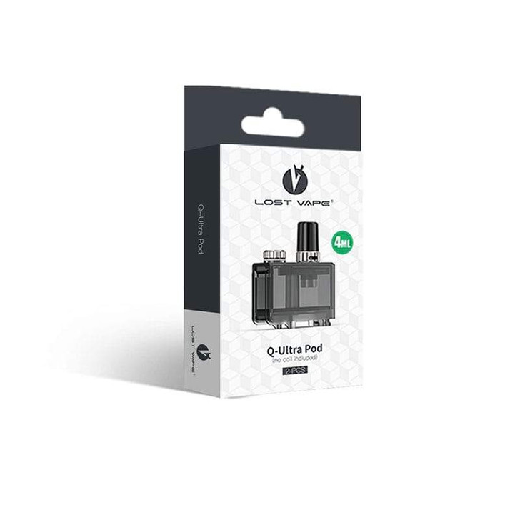 Q-ULTRA AIO Pod Replacement by Lost Vape (2pcs)