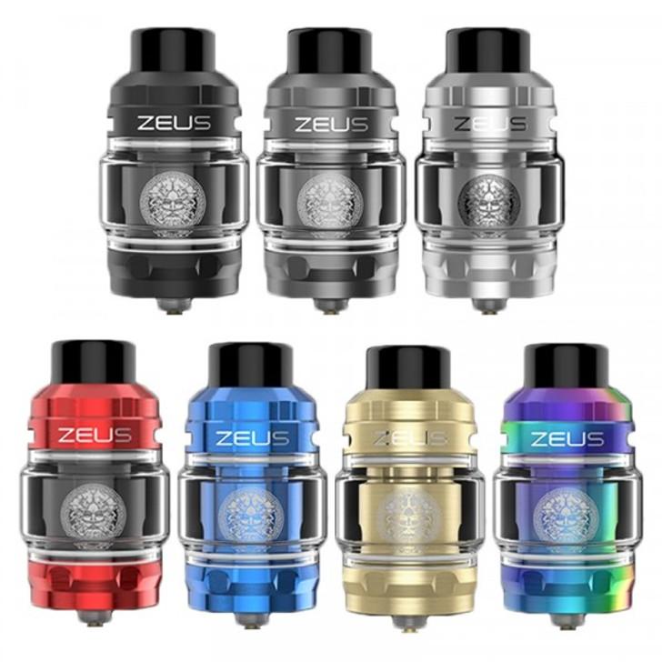 Z (Zeus) Sub-Ohm Tank Atomizer by Geekvape