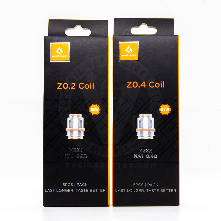 "Zeus Mesh ""Z"" Coil Replacement by GeekVape (5pcs)"