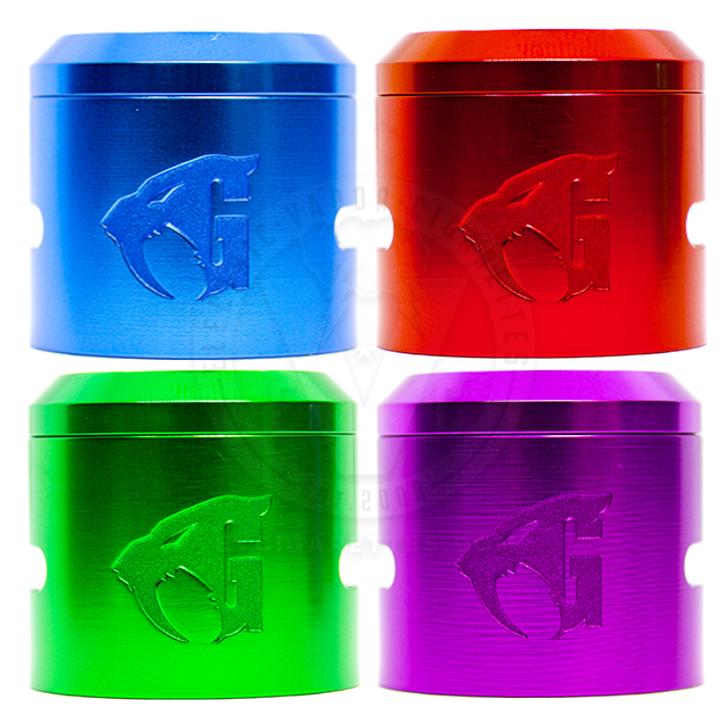 Goon v1.5 RDA Colored Cap by 528 Customs