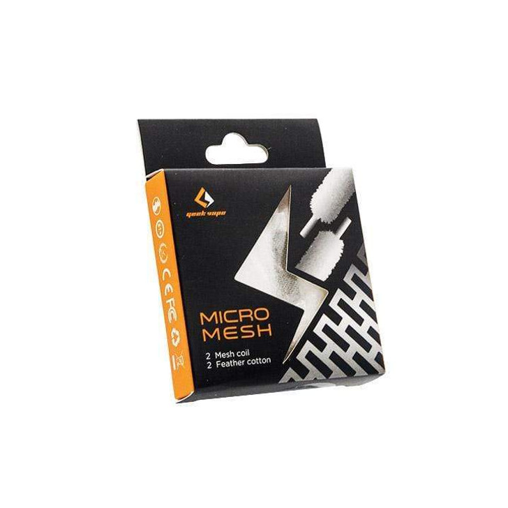 Zeus X Mesh Micromesh Coil & Cotton by GeekVape