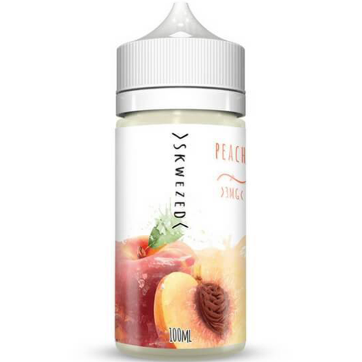 Skwezed Fruits E-Liquid - Peach
