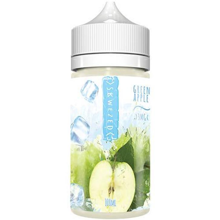Skwezed Ice E-Liquid - Green Apple ICE