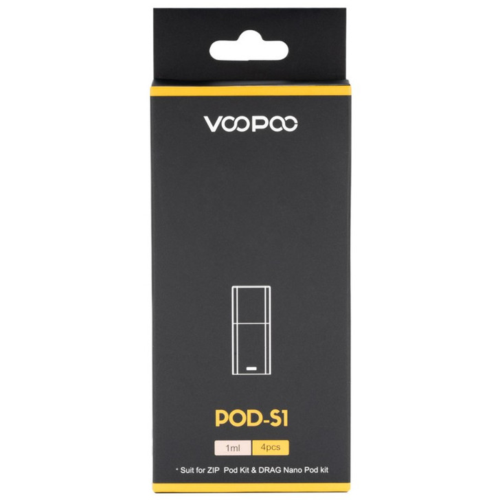DRAG Nano Pod Replacement by VooPoo