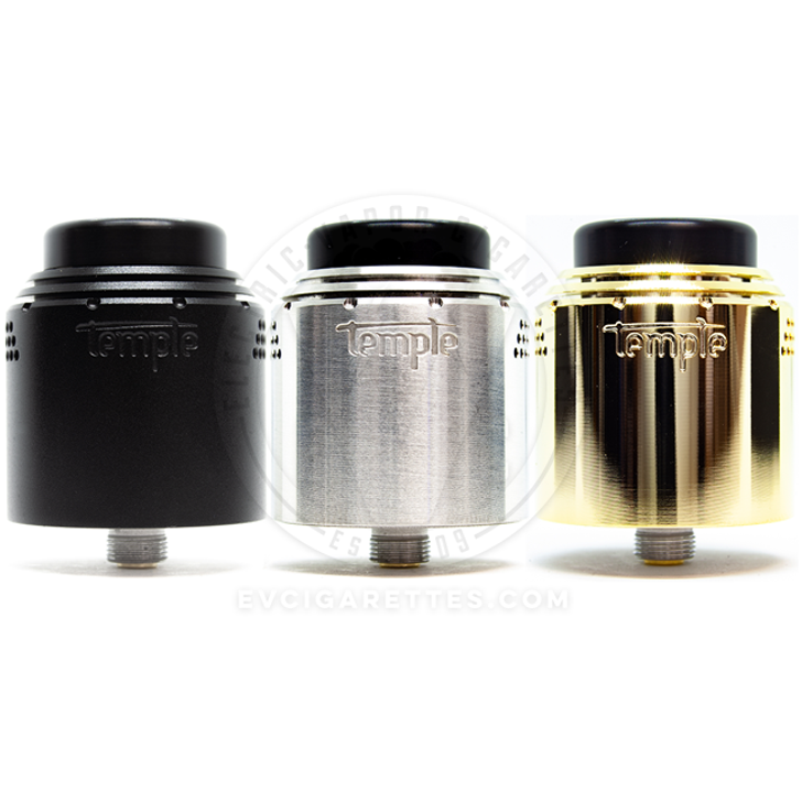 Temple 28mm RDA by Vaperz Cloud