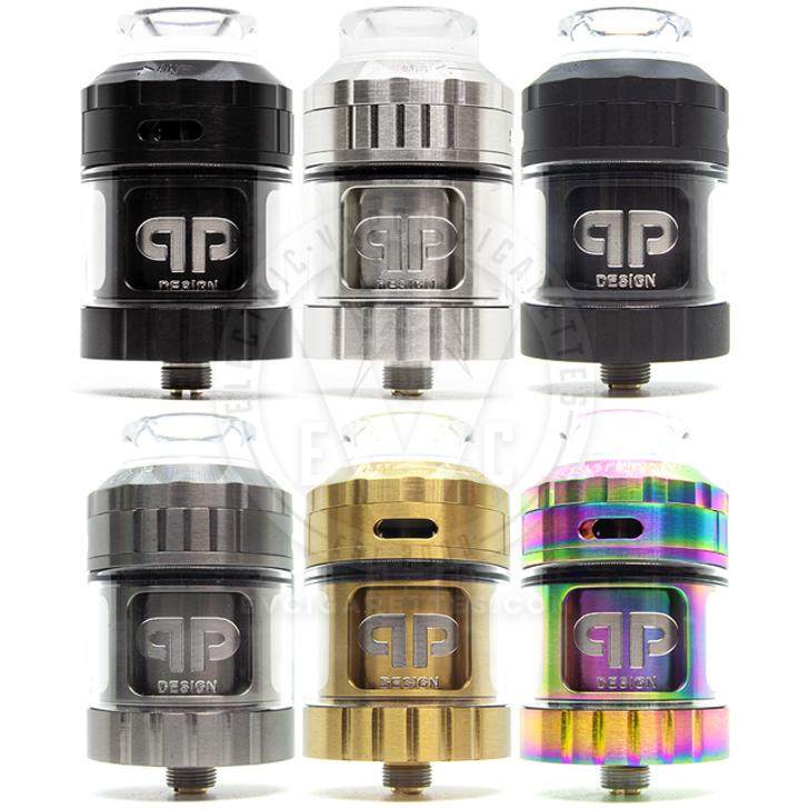 Juggerknot V2 28mm RTA by QP Design