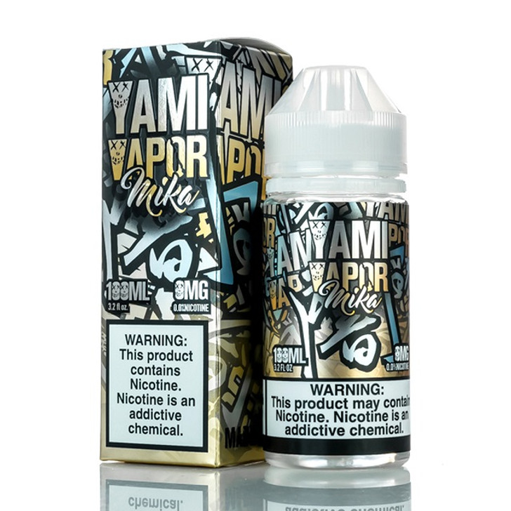 Yami Vapor E-Liquid - Mika