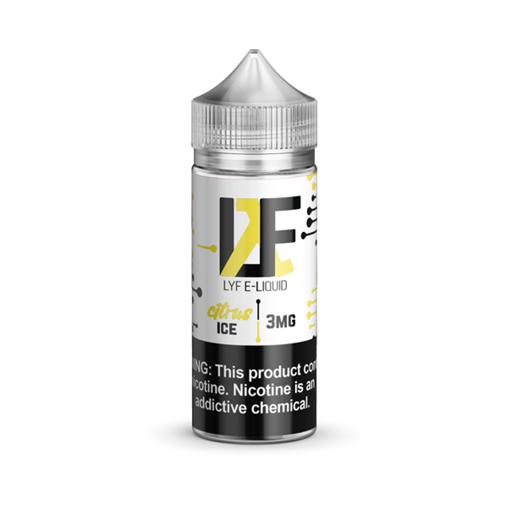 LYF E-Liquid - Citrus Ice