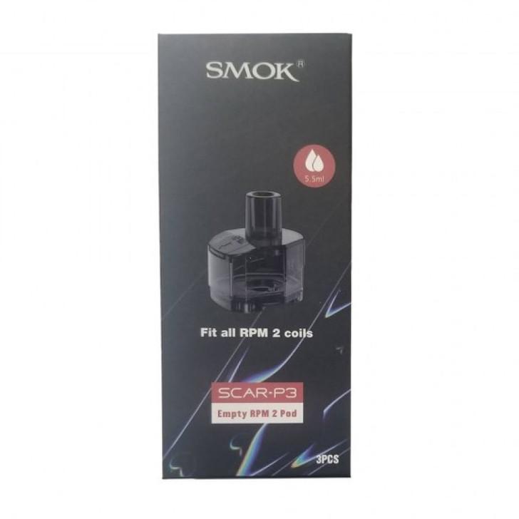 Smok SCAR-P3 AIO Pod Replacement (3pc)