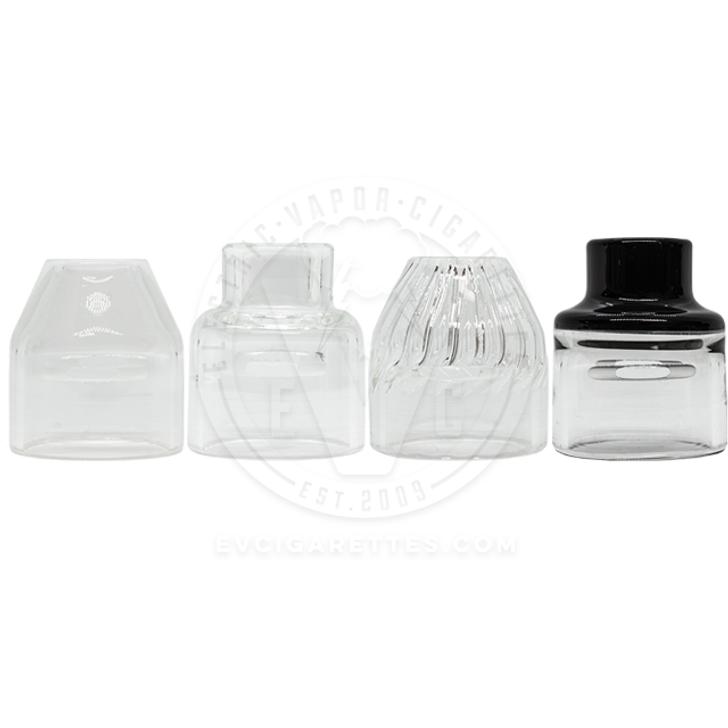 2-Post Battle Deck (BD#24) Glass Cap by Trinity Glass
