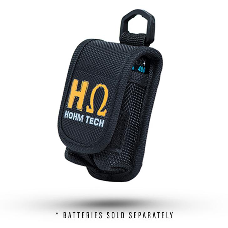 Hohm Security 2 Dual 18650 | 20700 | 21700 Battery Carrier / Case by Hohm Tech