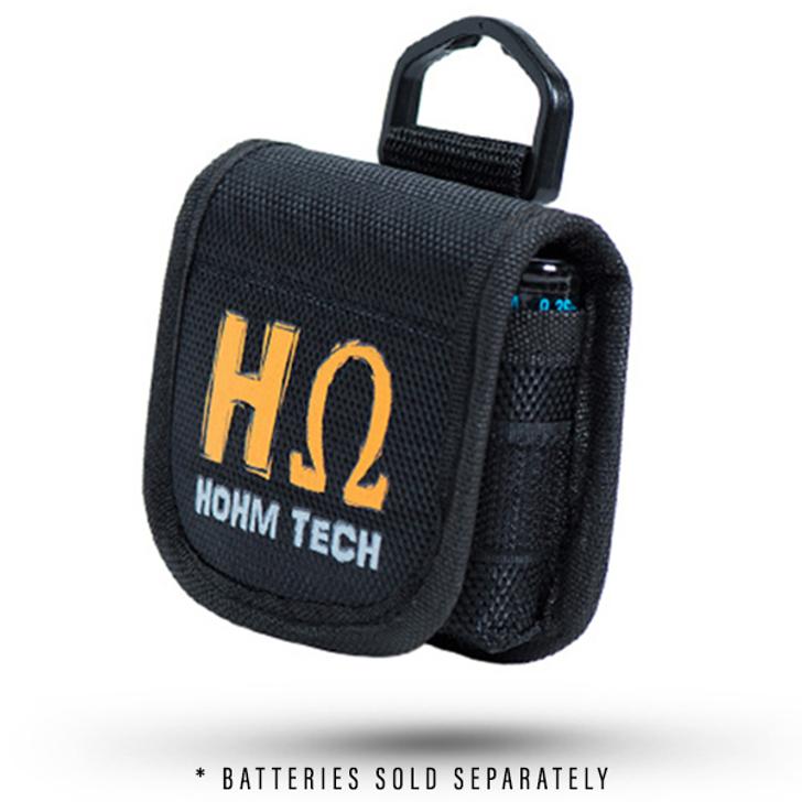 Hohm Security 4 Quad 18650 | 20700 | 21700 Battery Carrier / Case by Hohm Tech