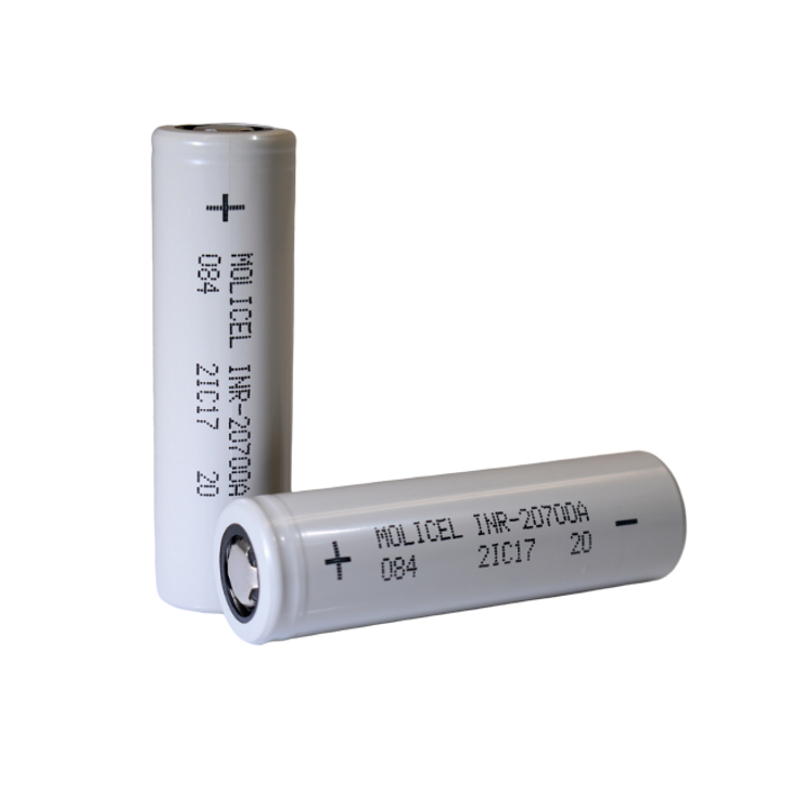 Molicel INR-20700A 3000mAh Battery - 35A