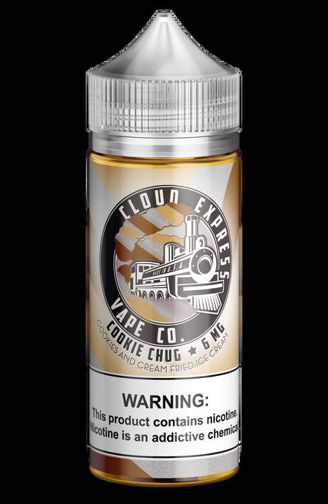 Cloud Express Vape Co. E-Liquid - Cookie Chug