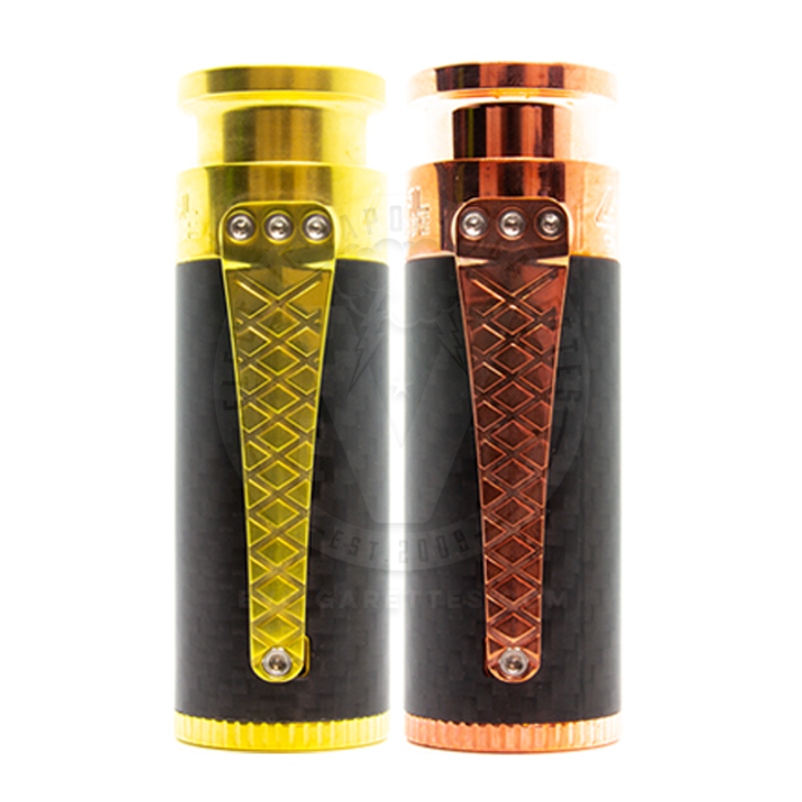 LYKAN 21700 Mech MOD by Immortal Modz