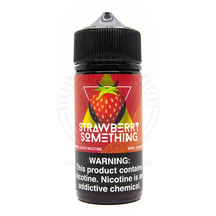Coilturd x Vinyl & Vapor E-Liquid - Strawberry Something