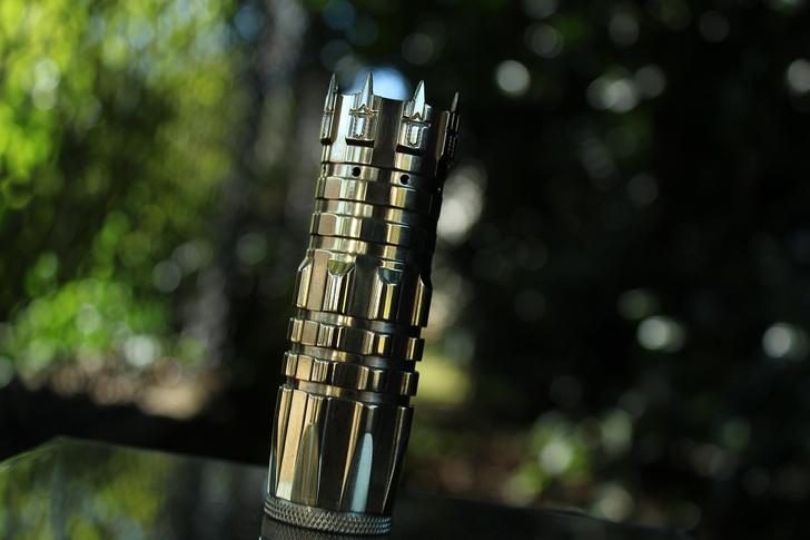 Predator Magnum (Dagger Edition) 21700 Mech MOD by Comp Lyfe