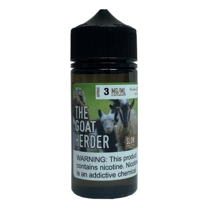 Micro Brew Vapor E-Liquid - The Goat Herder