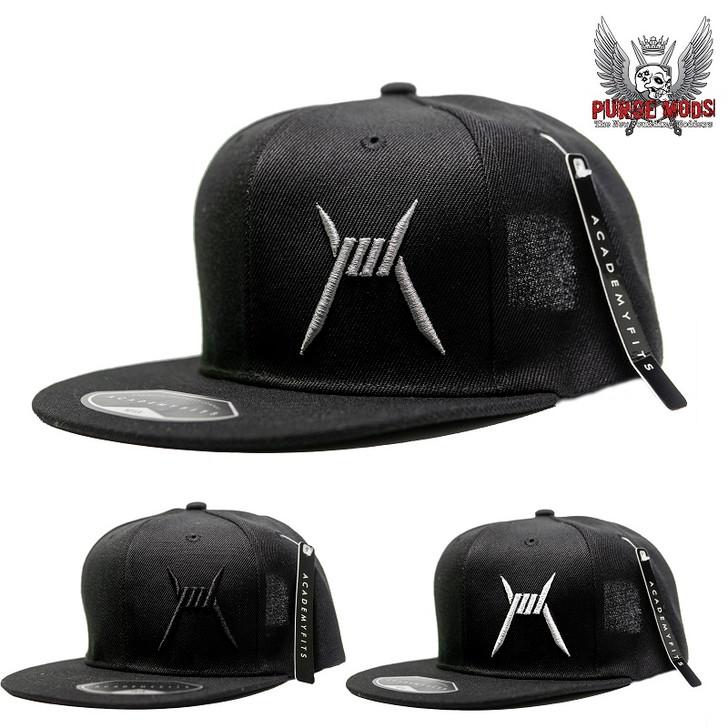 "Purge ""X"" Logo Snapback Hat by Purge Mods"