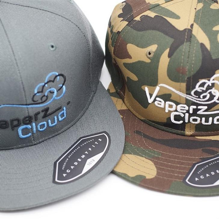 Vaperz Cloud Snapback Hat by Vaperz Cloud