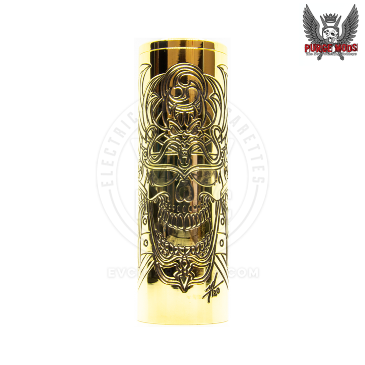 """The Guillotine """"Shintaro Edition"""" 21700 Mech MOD by Purge Mods"""