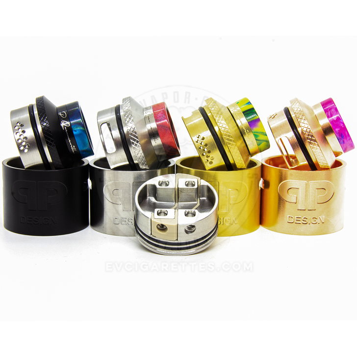Kali 28mm RDA/RSA Master Kit by QP Design