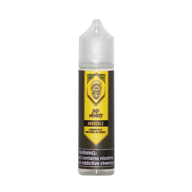 Bad Monkey E-Liquid - Arbuckle