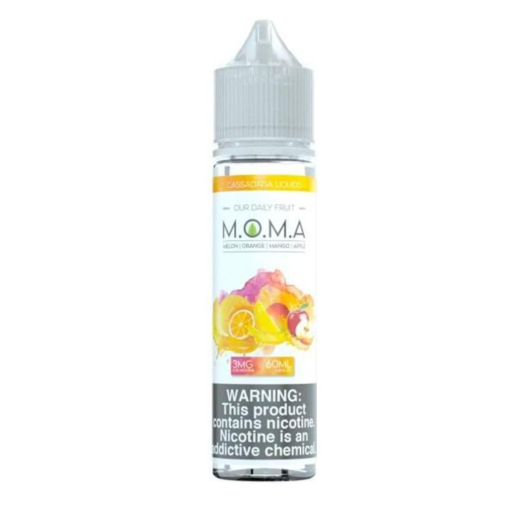Our Daily Fruit E-Liquid - M.O.M.A.