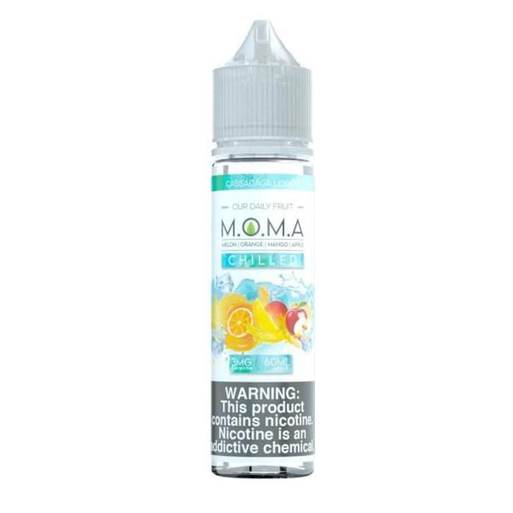 Our Daily Fruit E-Liquid - M.O.M.A. Chilled