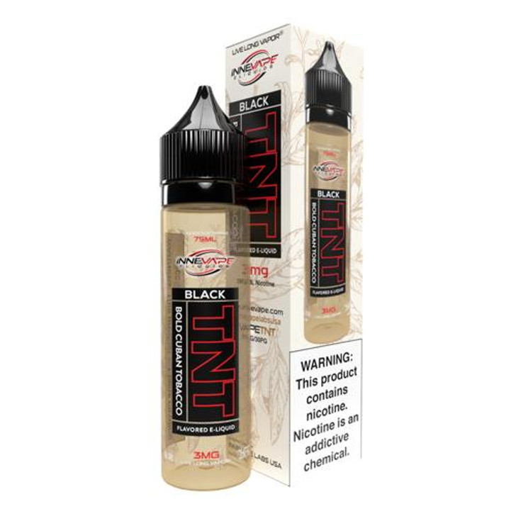 Innevape E-Liquid - TNT Black