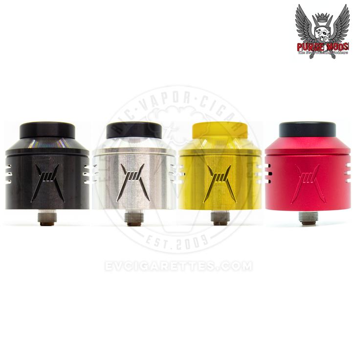 Purge X 28.5mm RDA by Purge Mods
