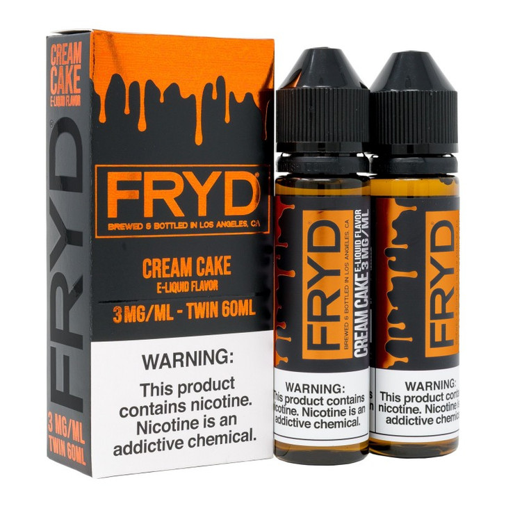 Fryd E-Liquid - Cream Cake